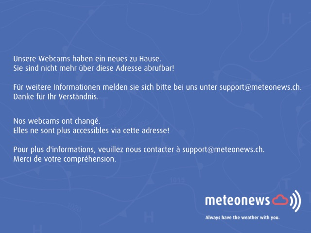 météo Webcam Beckenried